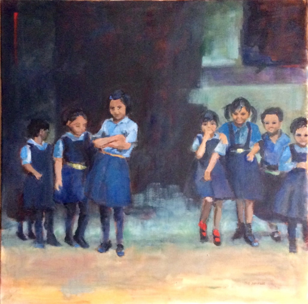 Delhi Public School Girls
