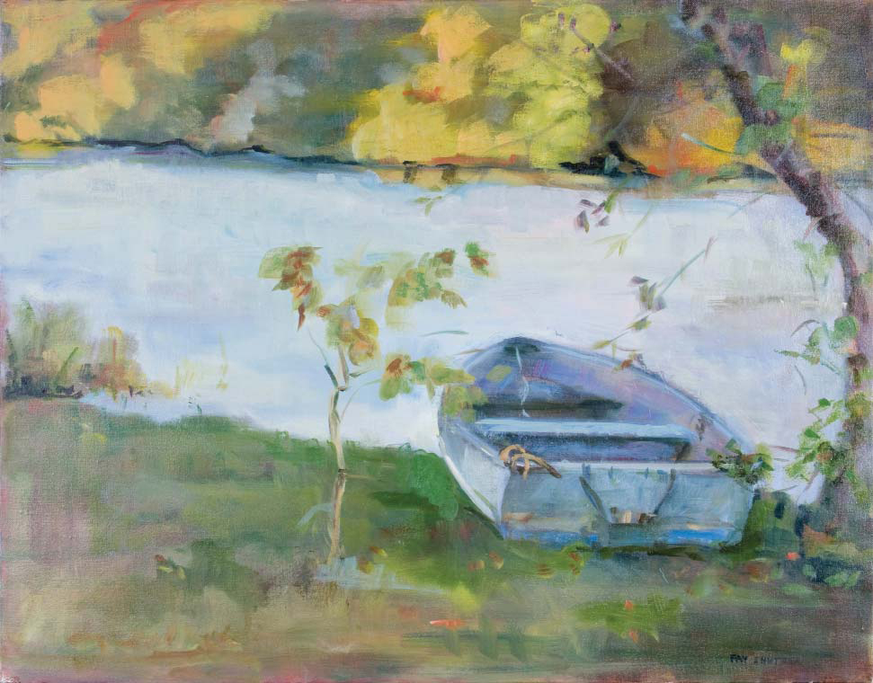 Rowboat (sold)