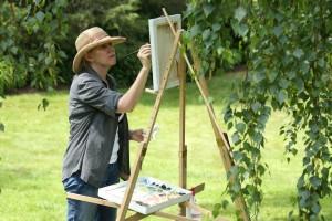 Fay Shutzer, Painter